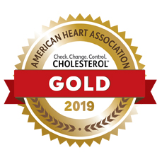 Cholesterol Badge