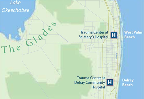 Delray Beach Florida Map.Milestones In Our Mission Hcdpbc Org