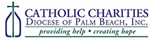 Catholic Charities Diocese of Palm Beach  Logo