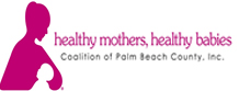 Healthy Mothers Healthy Babies Logo