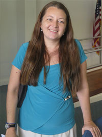 Kara Curley, trauma survivor