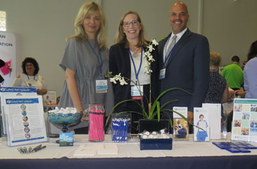 Dr. Andric, Darcy and Chris at Future of Medicine Summit