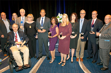 Image of Ten Founders and Veteran Employees Honored at the Legacy Awards