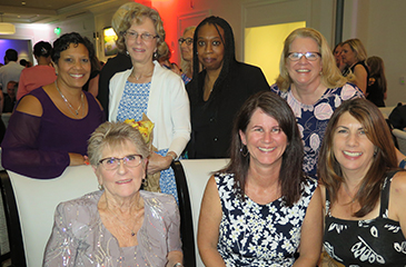 "HCD nurses at Palm Health Foundation's ""Nurses of the Year"
