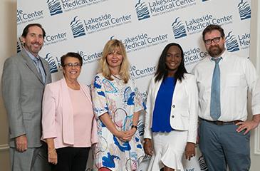 Lakeside Medical Center Graduates 7th Class of Family Medicine