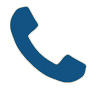 Contact Information Icon - Image of a phone