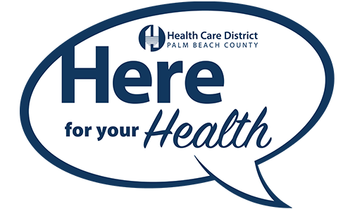 Here For Your Health Logo