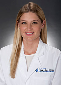 The C. L. Brumback Primary Care Clinics are proud to announce Ana Ferwerda, MD as our new Director of Women's Health.